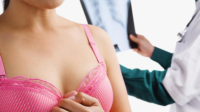 Breast cancer: early detection saves lives