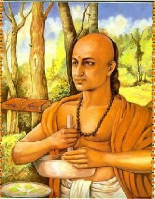 Mortal thoughts of Chanakya