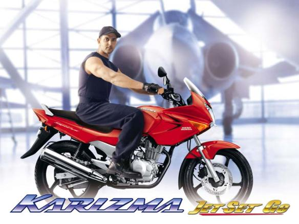Hero launches two new models of Karizma