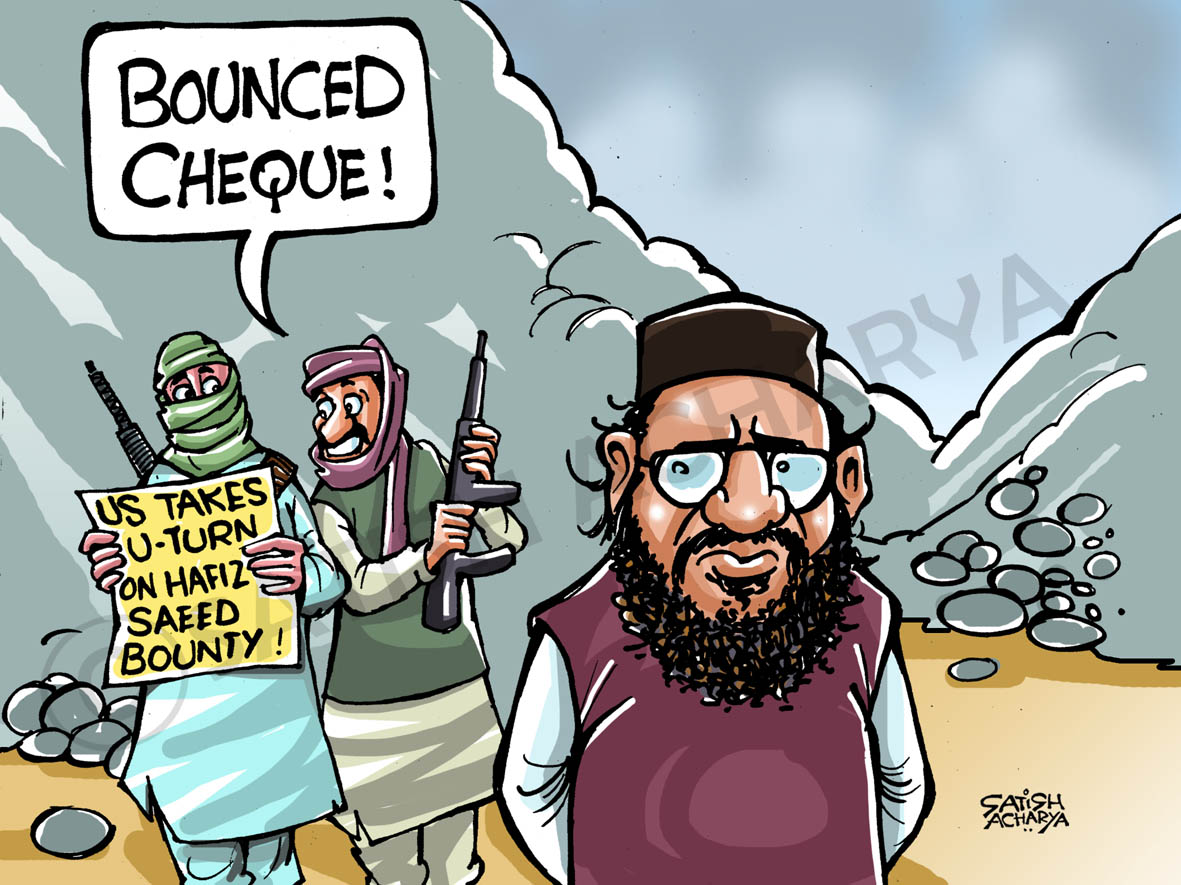 Hafiz Saeed Calls followers to wage final Jihad against India