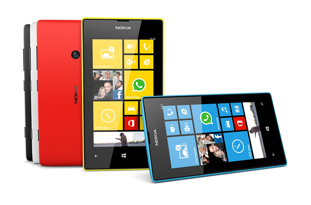 The upgraded version of the cheapest nokia windows phone – Nokia 530